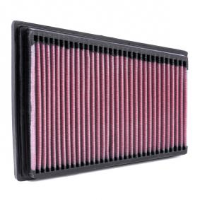 33-2849 Luchtfilter K&N Filters - Goedkope merkproducten