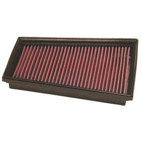 33-2849 Luchtfilter K&N Filters originele kwaliteit