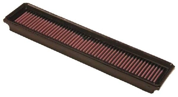 Origine Filtre à air K&N Filters 33-2864 (Longueur: 373mm, Longueur: 373mm, Largeur: 83mm, Hauteur: 30mm)