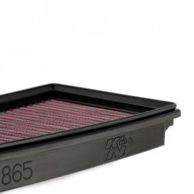 33-2865 Luftfilter K&N Filters - Billige mærke produkter