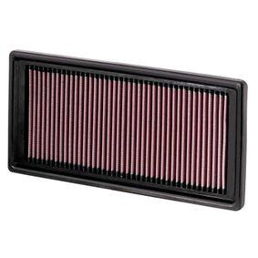 Kupi 33-2928 K&N Filters trajni filter Dolzina: 327mm, Sirina: 152mm, Visina: 29mm Zracni filter 33-2928 poceni