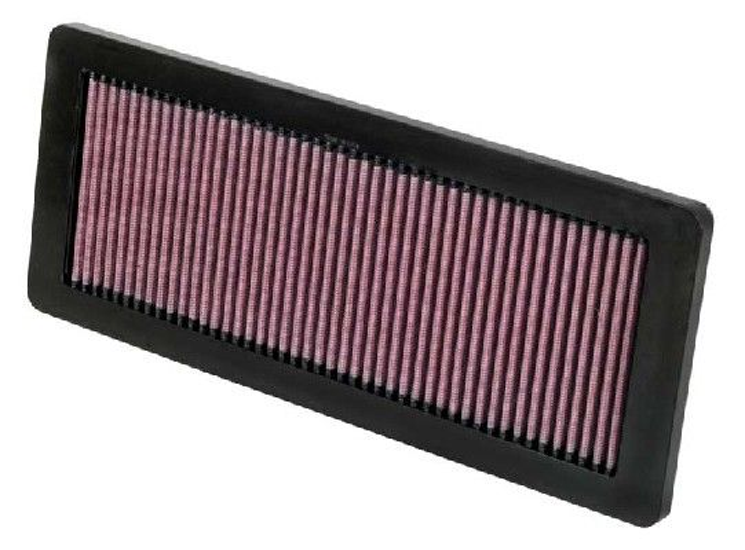 Buy Air filter K&N Filters 33-2936 Length: 362mm, Length: 362mm, Width: 146mm, Height: 22mm