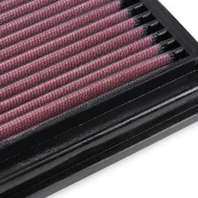 33-2942 Filtro de ar K&N Filters - Experiência a preços com desconto
