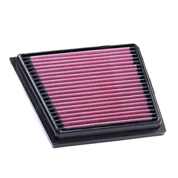 332955 Luftfilter K&N Filters 33-2955 - Stort udvalg — stærkt reduceret