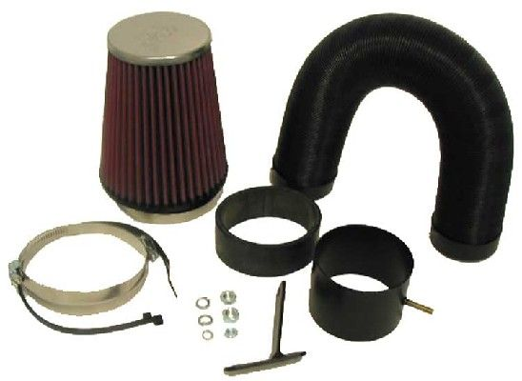 K&N Filters: Original Sportluftfilter 57-0073-1 ()