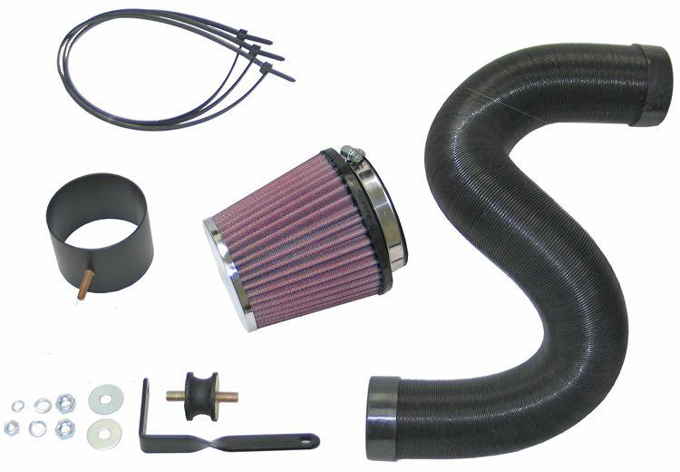 K&N Filters: Original Sportluftfilter 57-0087-2 ()