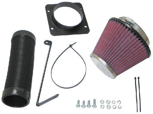 K&N Filters: Original Sportluftfilter 57-0099 ()