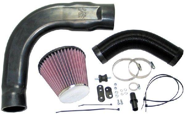 Sportovni filtr vzduchu 57-0156 s vynikajícím poměrem mezi cenou a K&N Filters kvalitou