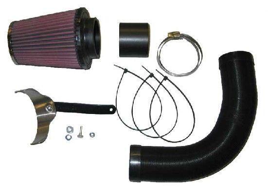 Sportovni filtr vzduchu 57-0270-1 s vynikajícím poměrem mezi cenou a K&N Filters kvalitou