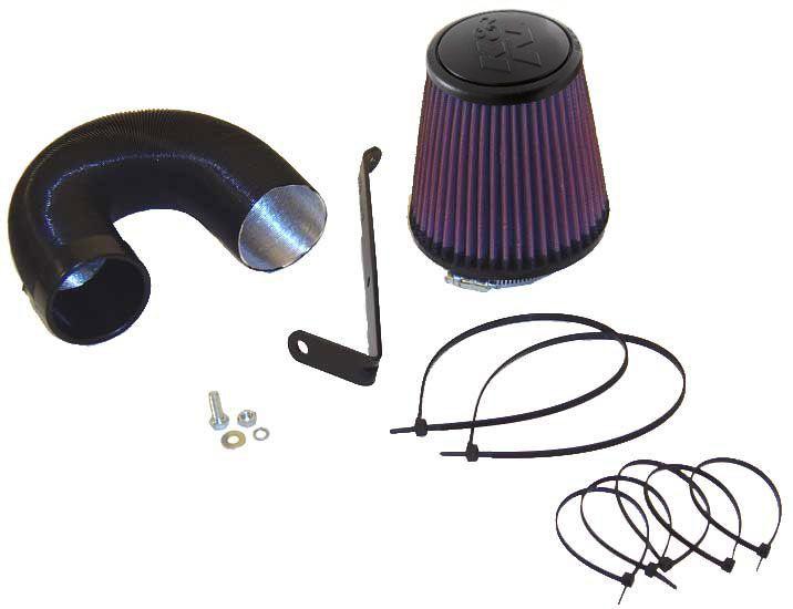 VW PASSAT 2014 Sportluftfilter - Original K&N Filters 57-0282