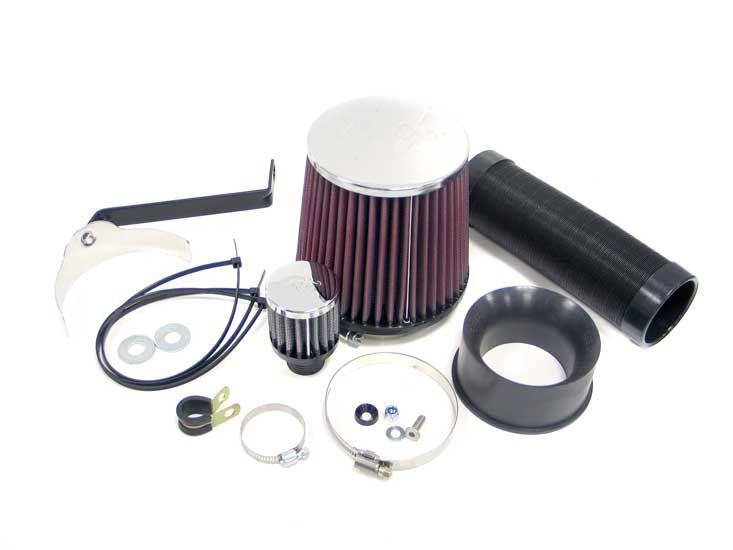 K&N Filters: Original Sportluftfilter 57-0421 ()