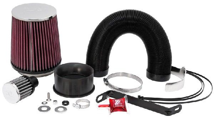 K&N Filters: Original Sportluftfilter 57-0425 ()