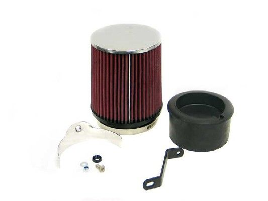 BMW X3 Sportluftfilter - Original K&N Filters 57-0440