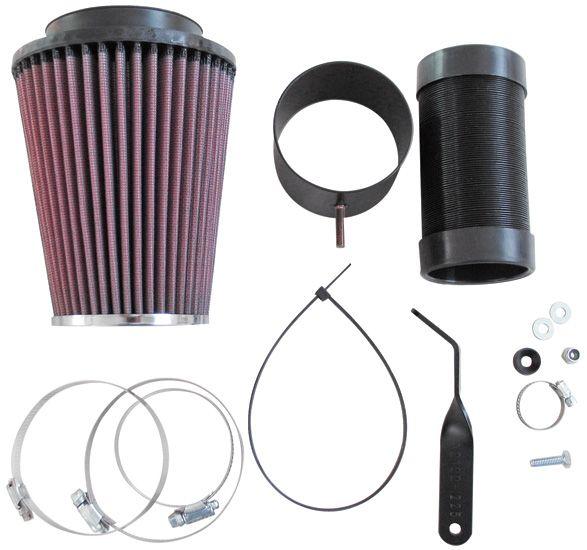 Αγοράστε 57-0474 K&N Filters Σύστημα σπορ φίλτρου αέρα 57-0474 Σε χαμηλή τιμή