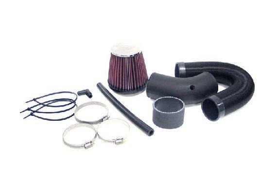 Sportovni filtr vzduchu 57-0489 s vynikajícím poměrem mezi cenou a K&N Filters kvalitou