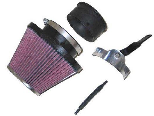 K&N Filters: Original Sportluftfilter 57-0551 ()