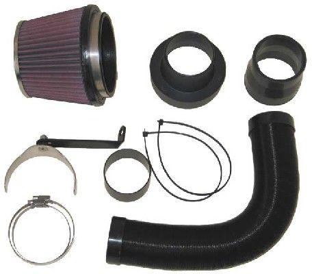 Sportovni filtr vzduchu 57-0589 s vynikajícím poměrem mezi cenou a K&N Filters kvalitou