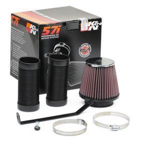 Kjøp 57-0680 K&N Filters Sportluftfiltersystem 57-0680 Ikke kostbar