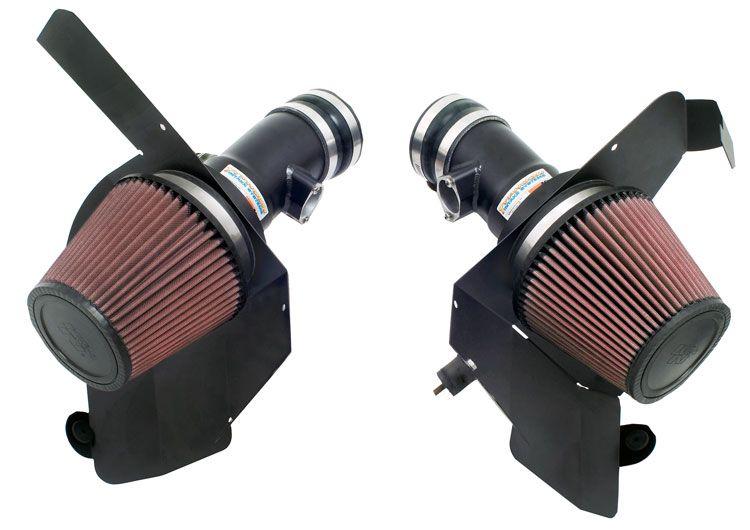 BMW X3 Sportluftfilter - Original K&N Filters 69-2003TFK