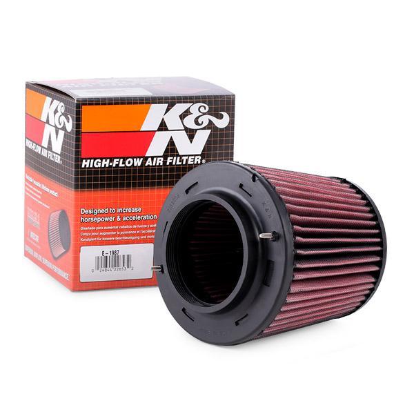 K&N Filters   Luftfilter E-1987