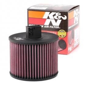 K&N Luftfilter 3er (E90/E91/E92/E93) 330i Bj. 3/2005-2012