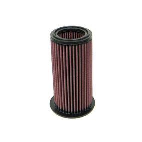 Kupi E-2401 K&N Filters trajni filter Dolzina: 92mm, Sirina: 60mm, Visina: 200mm Zracni filter E-2401 poceni