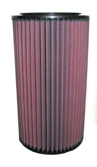 K&N Filters: Original Luftfiltereinsatz E-9231-1 (Länge: 153mm, Länge: 153mm, Breite: 85mm, Höhe: 284mm)