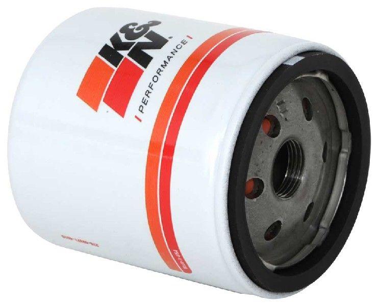 HP-1003 Oil Filter K&N Filters Test