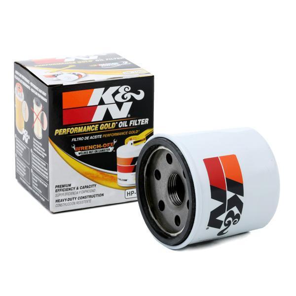 Ölfilter K&N Filters HP-1008 Bewertungen
