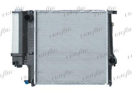 21250087 FRIGAIR Aluminium, Kunststoff Netzmaße: 440 x 440 x 34 mm Kühler, Motorkühlung 0102.3007 günstig kaufen