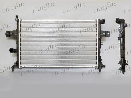 OE Original Kühler Motorkühlung 0107.3062 FRIGAIR