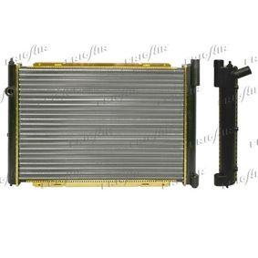 22100002 FRIGAIR Aluminium, Kunststoff Netzmaße: 568 x 450 x 42 mm Kühler, Motorkühlung 0210.3002 günstig kaufen