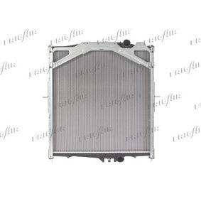 Kühler, Motorkühlung FRIGAIR 0211.2002 mit 17% Rabatt kaufen