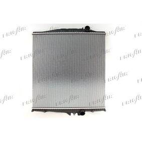 Kühler, Motorkühlung FRIGAIR 0211.2052 mit 19% Rabatt kaufen
