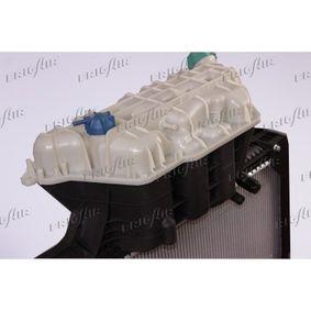 02373001 Kühler, Motorkühlung FRIGAIR online kaufen