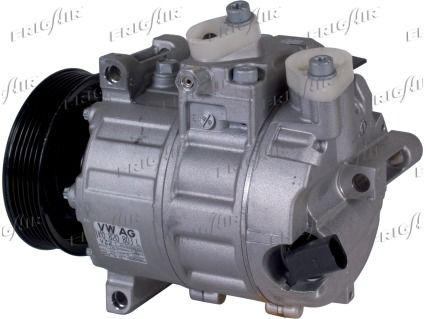 920.52054 FRIGAIR Kältemittel: R 134a Klimakompressor 920.52054 günstig kaufen