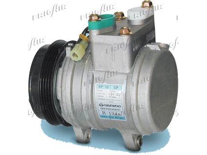 Original PORSCHE Kompressor Klimaanlage 920.80005