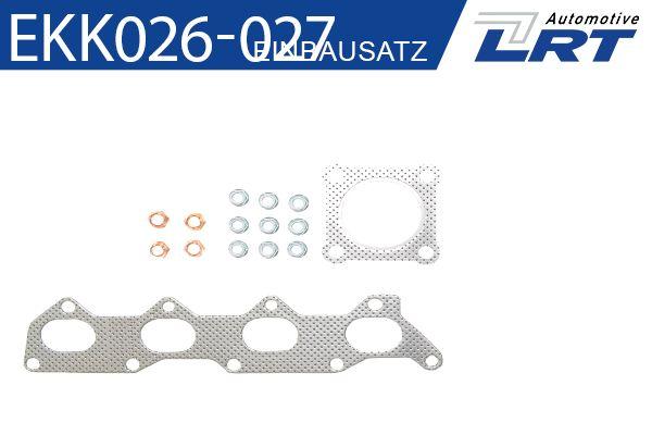 OE Original Montagesatz Endschalldämpfer EKK026-027 LRT