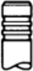 TRW Engine Component: Original Auslaßventil 539010 ()