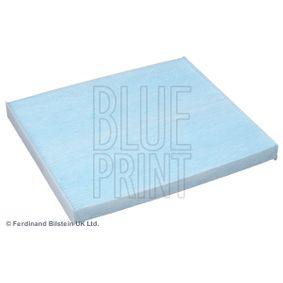 Filtro interior aire-Blue Print ada102509