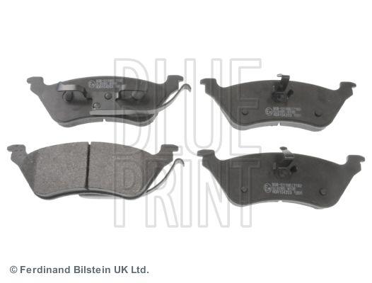 BLUE PRINT Bremsbelagsatz, Scheibenbremse ADA104203