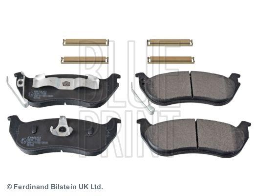BLUE PRINT Bremsbelagsatz, Scheibenbremse ADA104260