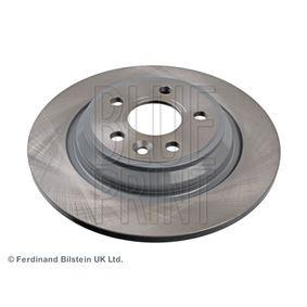 ADF124306 BLUE PRINT Bakaxel, Solid, belagd Ø: 302,0mm, Bromsskivetjocklek: 11mm Bromsskiva ADF124306 köp lågt pris