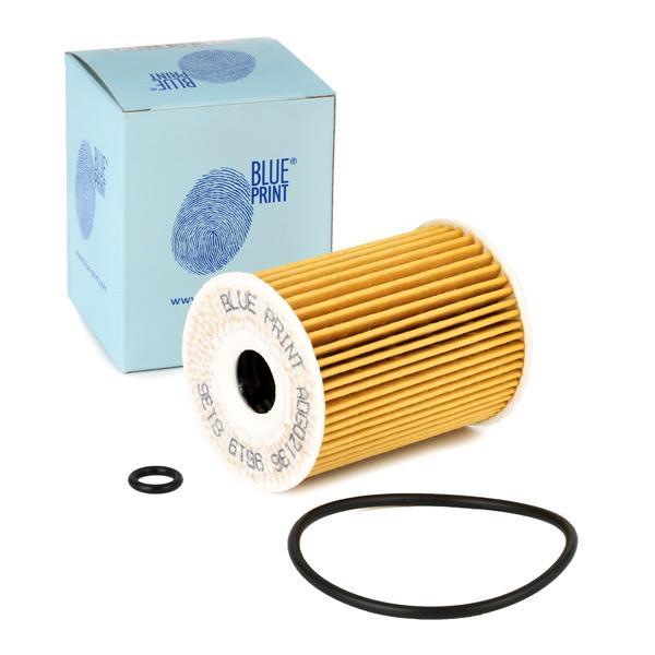 ADG02136 Motorölfilter BLUE PRINT ADG02136 - Große Auswahl - stark reduziert