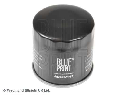 ADG02142 BLUE PRINT Anschraubfilter Ø: 71,5mm, Höhe: 72mm Ölfilter ADG02142 günstig kaufen