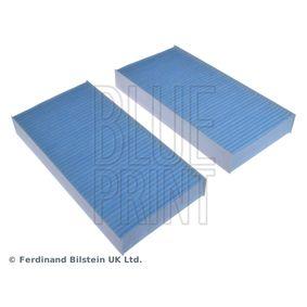 Günstige Filtersatz, Innenraumluft mit Artikelnummer: ADH22510 jetzt bestellen