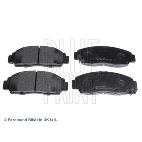 ADH24263 BLUE PRINT Front Axle Width: 60,0mm, Thickness 1: 18mm Brake Pad Set, disc brake ADH24263 cheap