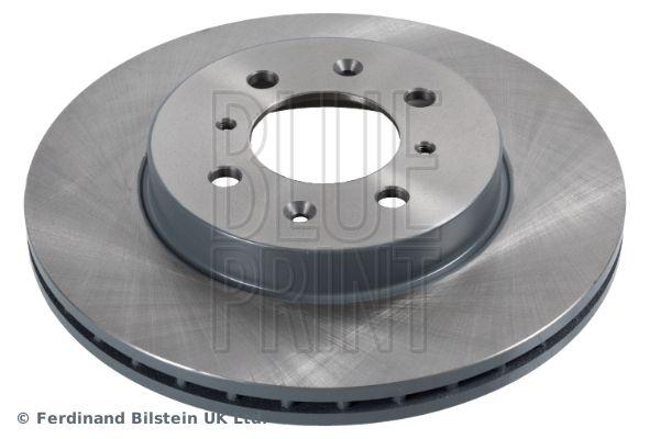 Car spare parts HONDA CRX 1995: Brake Disc BLUE PRINT ADH24329 at a discount — buy now!