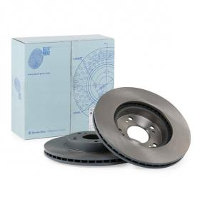 ADH24383 BLUE PRINT Front Axle, Internally Vented, Coated Ø: 282,0mm, Brake Disc Thickness: 23mm Brake Disc ADH24383 cheap