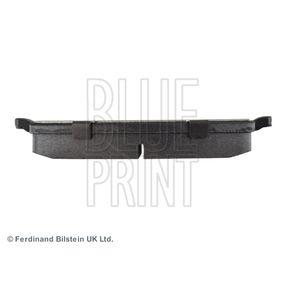 Blue Print ADK84234 Bremsbelagsatz vorne, 4 Bremsbel/äge